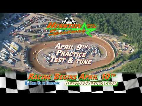 Hesston Five Star Speedway Season Begins