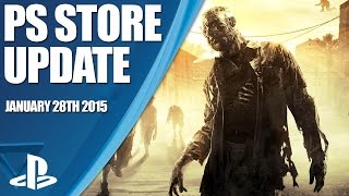 PlayStation Store Highlights - 28th January 2015
