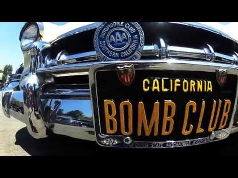 Bombs Magazine 2nd annual LA Classic Car Show