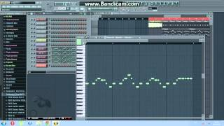Overdijk & Numf Feat. Drew Darcy -- Unstoppable (Sam Heim Vs. DJ Juicy M Remix) FL Studio