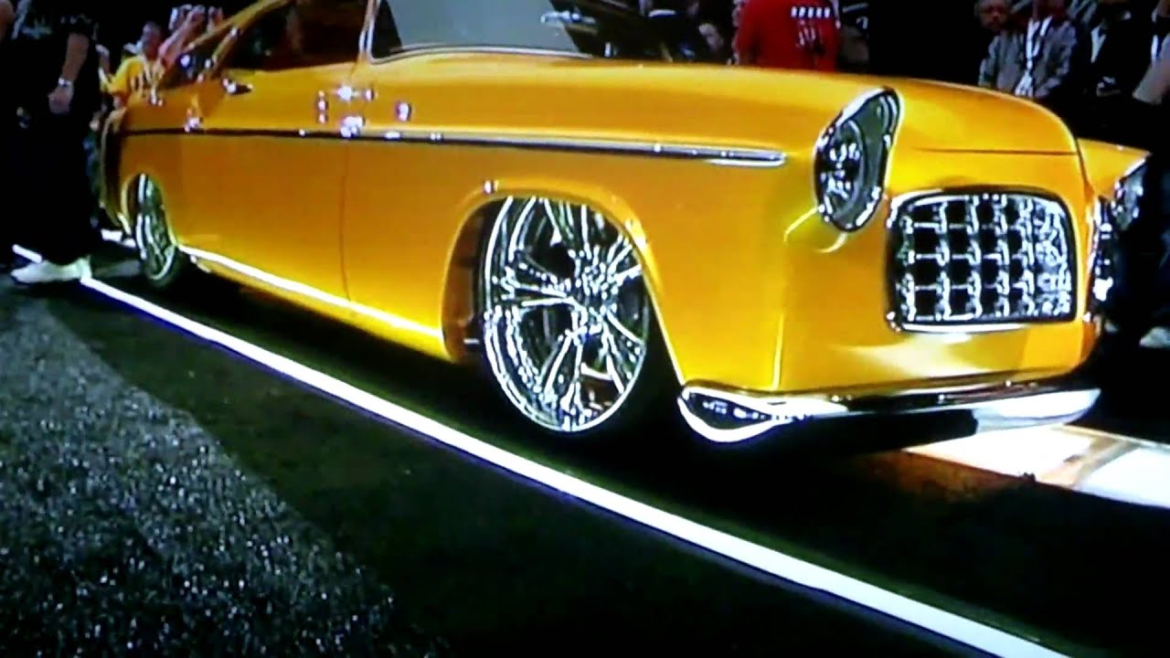 2010 West Coast Custom of the Year 56 Chevy Mod Video - YouTube