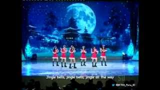 JKT48 Santa Claus is Coming to Town+Jingle Bells
