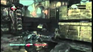 Gears Of War 2 Insane Montage!