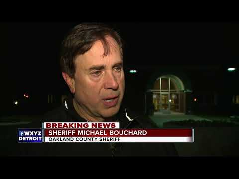 Oakland County Sheriff's deputy hit and killed during early morning chase