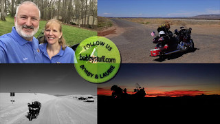 2017 40 to Phoenix Goldwing GL1800 Motorcycle Cross Country Ride