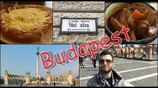 Budapeşte Gezisi (Fİyatlar) PART 1 | Travel in Budapest (with price) PART 1