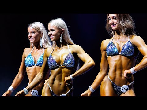 Bikini Fitness - Beautiful Class Under 166cm /Finals