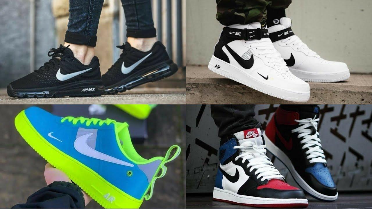 Ciudad Opresor Comportamiento  Tenis Nike de Hombres 😎 / Tenis de moda 2020 / Nike Sneakers For Men's -  YouTube