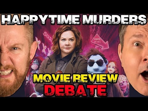 THE HAPPYTIME MURDERS Movie Review - Film Fury