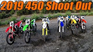Motocross Action's 2019 450 Shoot Out