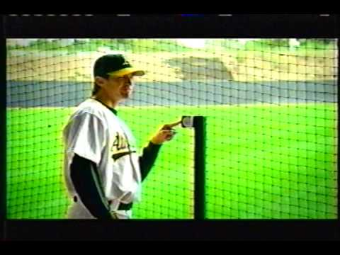 2004 Oakland A's commercial: Barry Zito and Mark Mulder