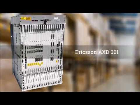 Ericsson AXD 301 - Carritech Telecommunications