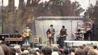 Bright Eyes - Train Under Water (Live) @ Golden Gate Park in San Francisco on 10/02/210