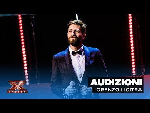 Lorenzo Licitra: se Michael Bublè cantasse Madonna | Audizioni 2