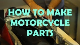 How To Make Motorcycle Parts