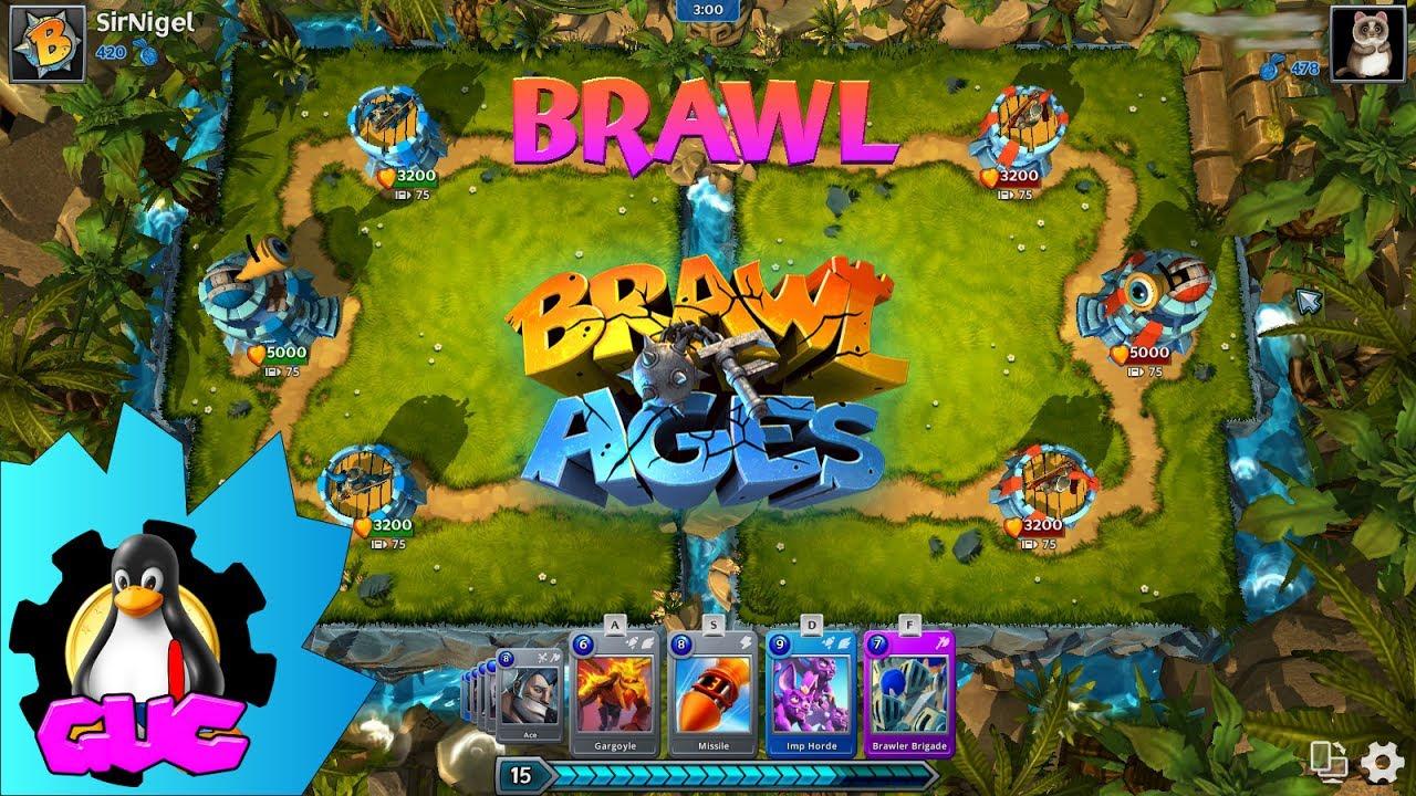 brawl overview brawl of