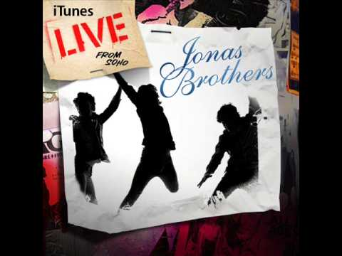 Jonas Brothers - S.O.S. (Live from SoHo) + Download Link