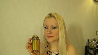 AURUM - Когда твоя аура, превращается в золотая, AJMAL. Парфюмерный обзор - Natalié Beauté (Ru)