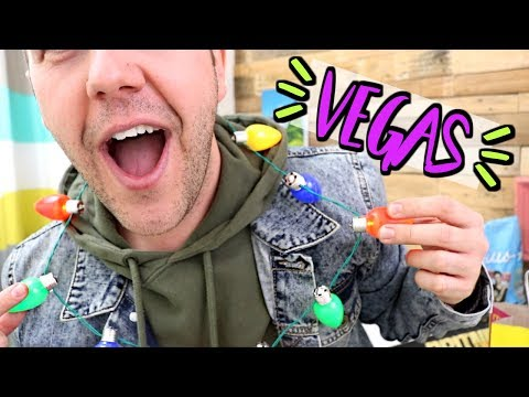 HUGE LAS VEGAS HAUL | BATH & BODY WORKS CHRISTMAS 2017