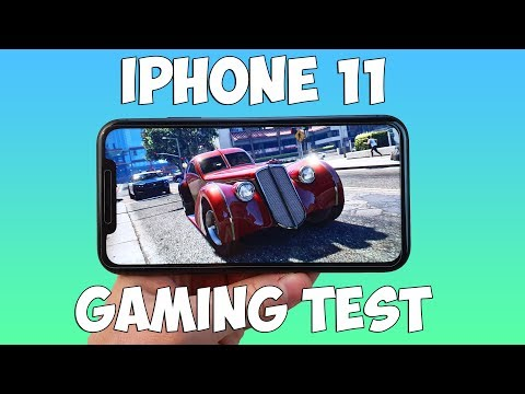 IPHONE 11 GAMING TEST (APPLE A13) - ИГРОВОЙ ТЕСТ!