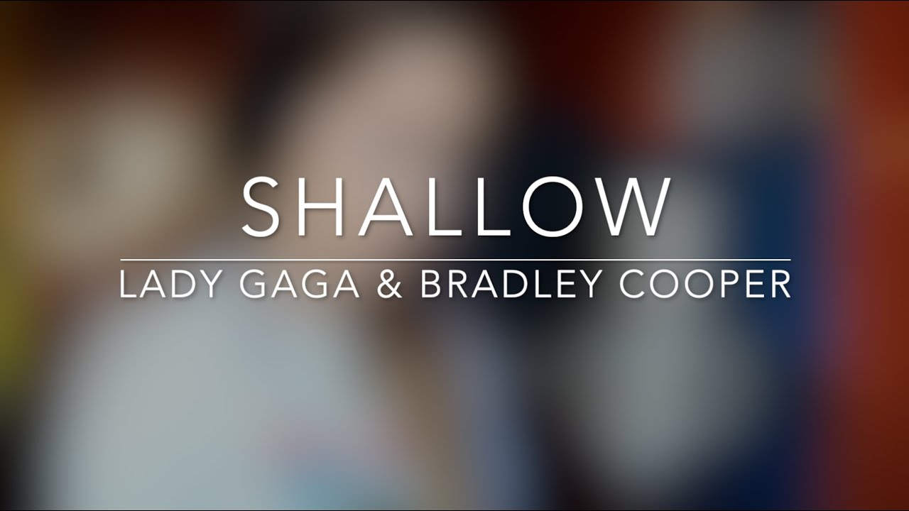 Shallow Cover (Bea Martínez) - Lady Gaga & Bradley Cooper ...