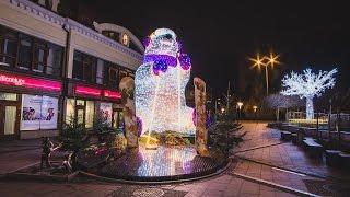 Bielsko-Biała włącza Święta 2015