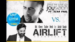 Make My Love Go VS. Dil Cheez Tujhe Dedi by DJ Midknyte