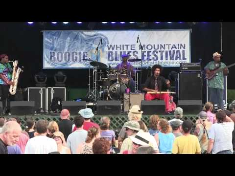 Selwyn Birchwood Live @ The White Mountain Boogie 8/17/12