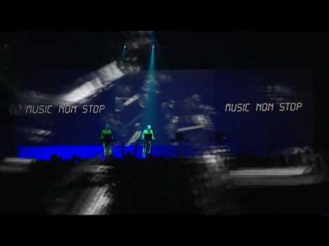 Kraftwerk - Music Non Stop (live) [HD]