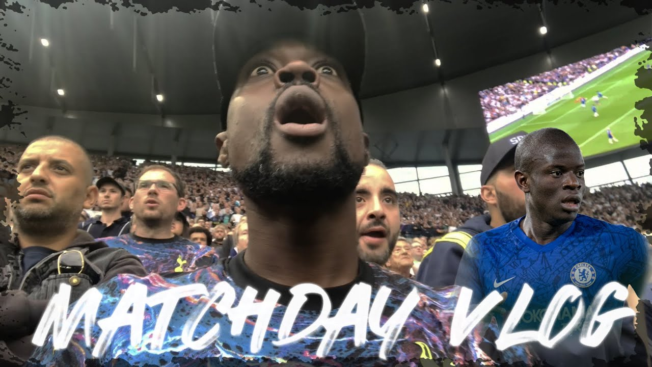 Download NO HEART, PASSION OR FIGHT 2ND HALF ITS EMBARRASSING!🤬Tottenham (0) vs Chelsea (3) EXPRESSIONS VLOG