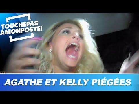 Caméra cachée : Agathe Auproux et Kelly Vedovelli rencontrent la dame blanche