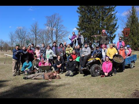 Läsna-Loobu küla talgud ⎮ Teeme ära 2017