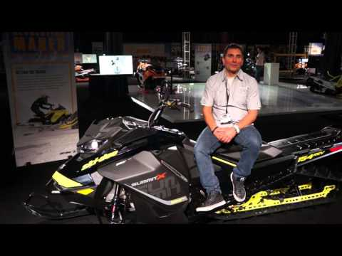 2017 Ski-Doo Summit Rev SP And X Differences
