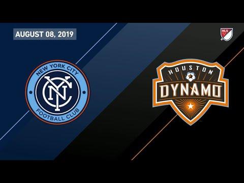 Highlights | NYCFC vs. Houston Dynamo
