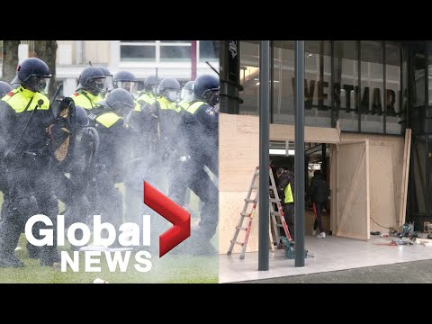 Coronavirus: Amsterdam residents frustrated after days of nationwide riots
