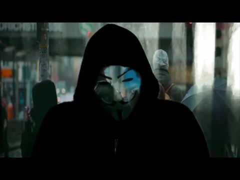 Anonymous - Million Mask March Deutschland 2016 Deutsch