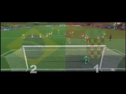 Brazil vs Croatia 3-1 All Goals & Highlights World Cup Brasil 2014