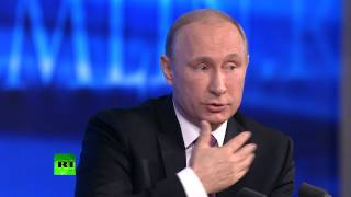 Владимир Путин: На Украине должен произойти обмен пленными по формуле «всех на всех» без условий