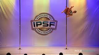 Sandra Toro - IPSF World Pole Championships 2018