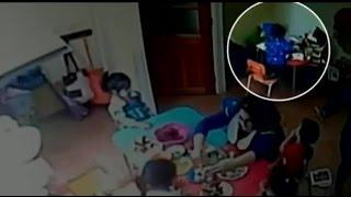 Niño de dos años fue castigado en jardín infantil por no llevar una fruta - CHV Noticias