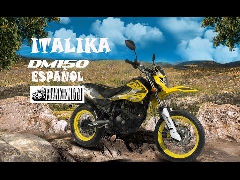 Italika Dm 150 Review en Español