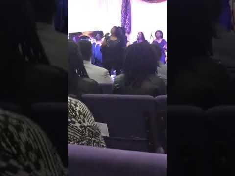 Pastor Kim Burrell