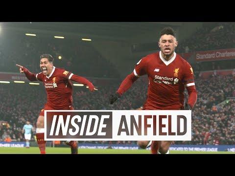Inside Anfield: Liverpool 4-3 Man City | Unseen tunnel cam from seven-goal thriller