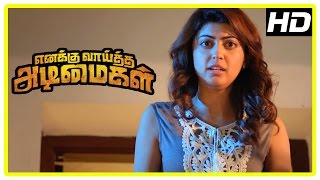 Enakku Vaaitha Adimaigal Movie scenes | Pranitha break up | Jai plans to commit suicide