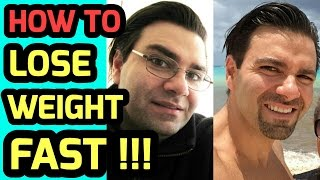 How To LOSE WEIGHT FAST: Top 3 Best Weight Loss Tips!