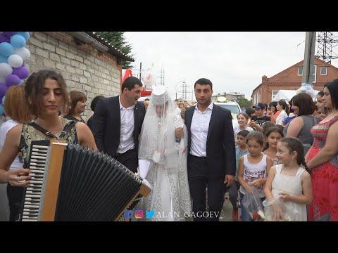 Красивая национальная свадьба