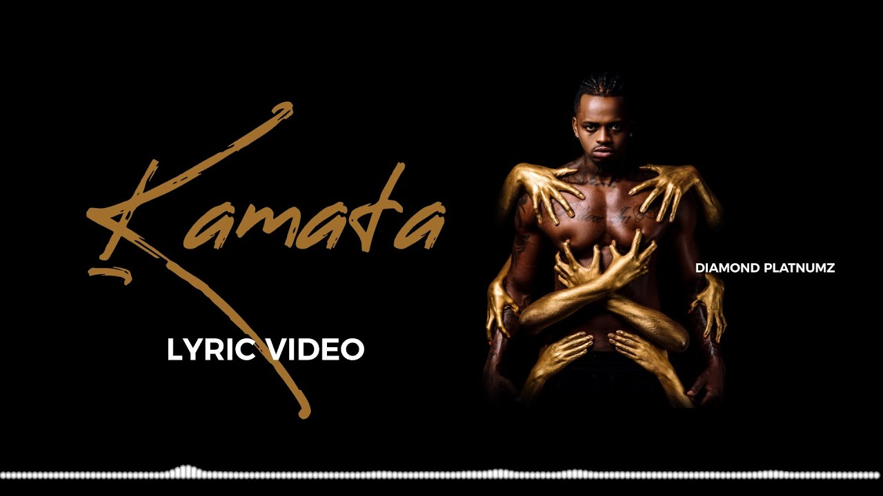 Download Diamond Platnumz - Kamata Audio (Lyric Video)