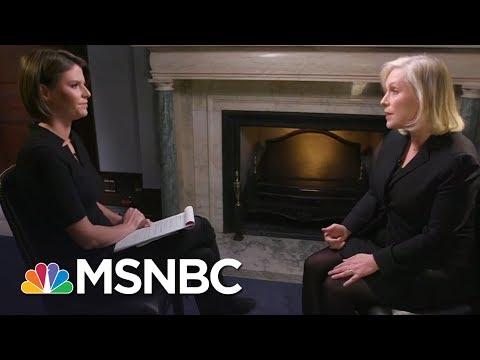 Sen. Kirsten Gillibrand On Her Comments About Bill Clinton | Kasie DC | MSNBC