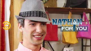 Nathan For You - Shoplifting Pt. 1