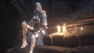 Dark Souls 3 - Сиррис квест линия | Sirris of the sunless realms Questline